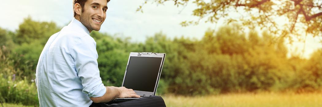 Wilt u ook overal en zorgeloos kunnen werken? Lees meer over IT Services